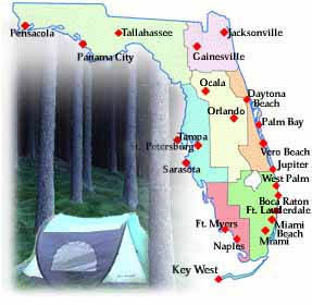 Florida Campground Rv Sites Absolutely Florida